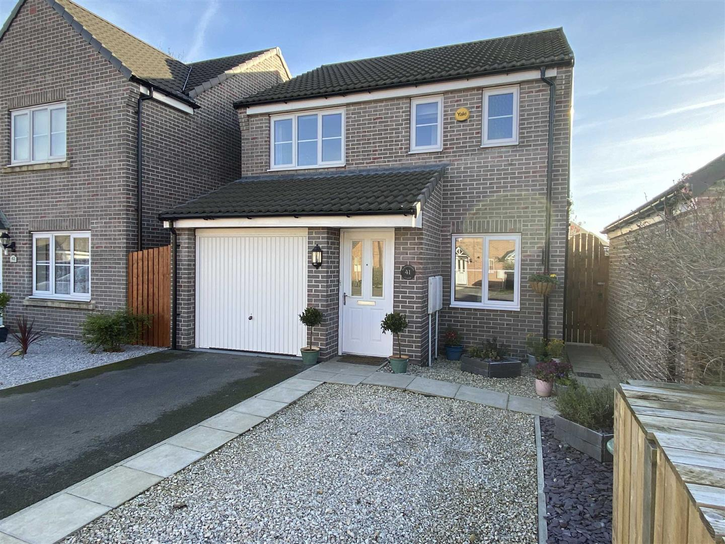 Blackthorn Close, Selby